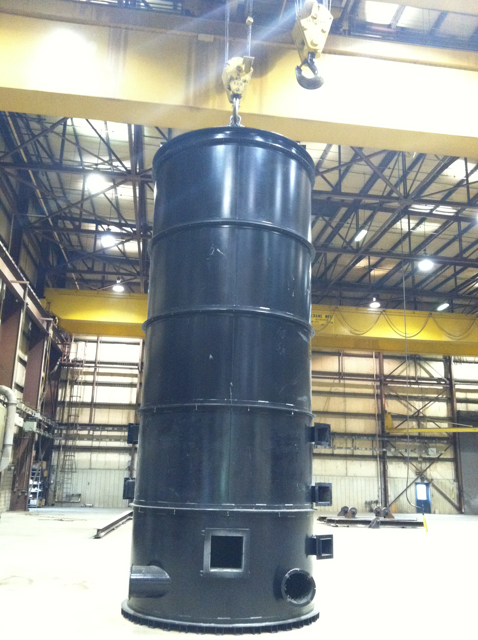 solid fuel burner rotary dryer