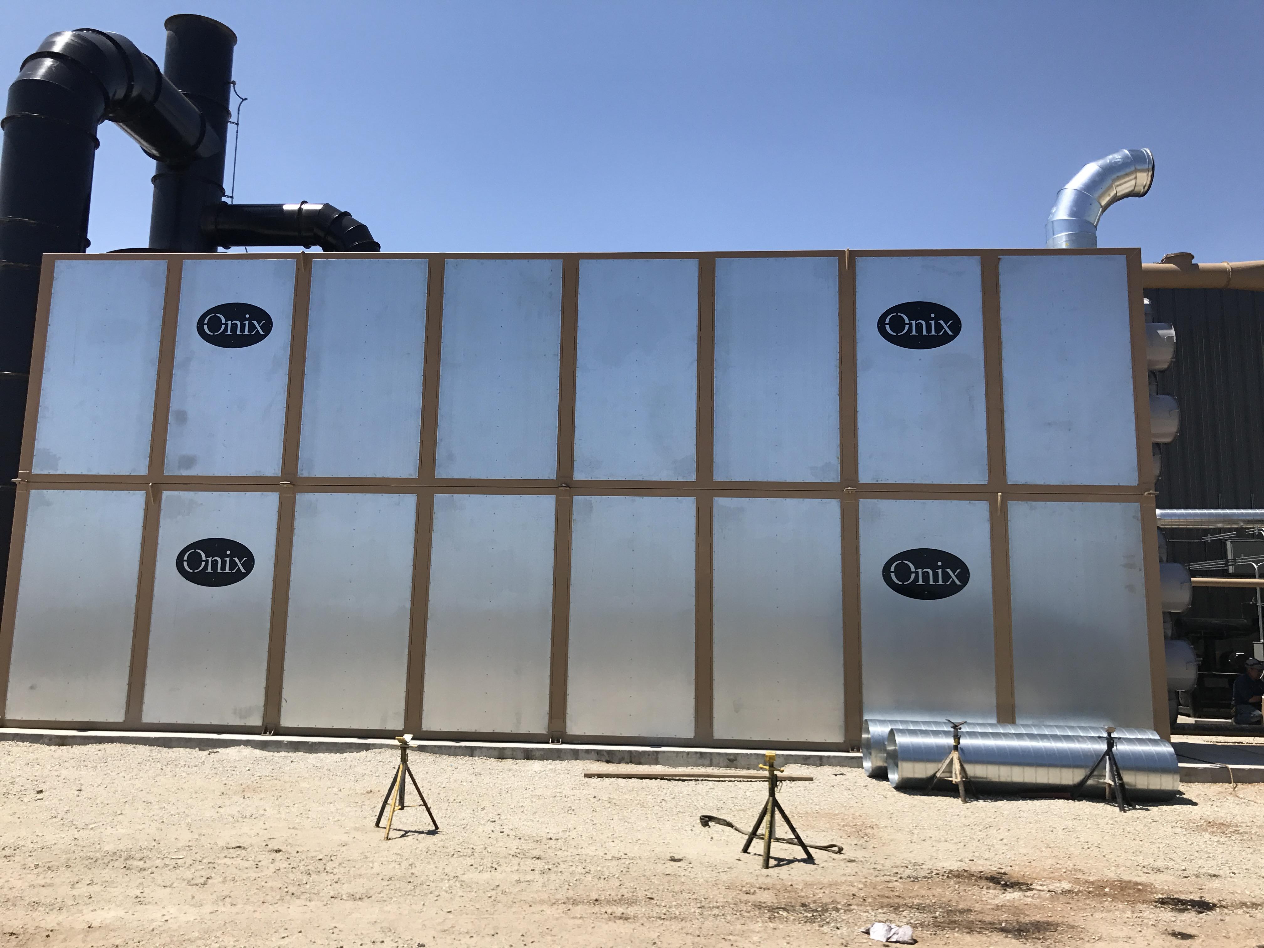 heat exchanger alternative fuel onix